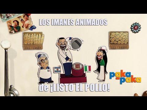 EL ORIGEN DE LA PASTAFROLA - [Imanes Animados de ¡Listo el Pollo!]