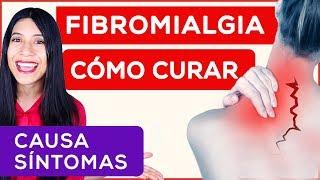 Tratamiento causas y fibromialgia síntomas de