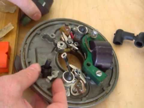 Evinrude Gale And Johnson Ignition Video Part 3 Of 7