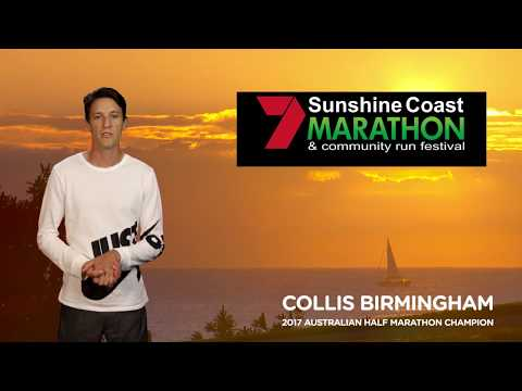 The 7 Sunshine Coast Marathon