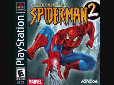 Spiderman Hd Wallpaper Spiderman 2 Enter Electro Ps1 Music In Darkest Night