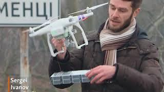 Drones Fly Smuggled Smokes Into The EU