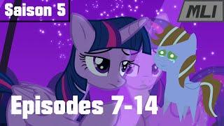 MLImpressions : Saison 5-Episodes 7-14
