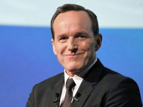 Clark Gregg Talks 'intimacy' With Talent Agents
