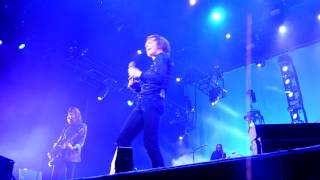 Cage The Elephant - Cold Cold Cold @ The Shrine Auditorium in LA 2016-6-21