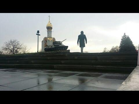 Transnistria - Sightseeing in Tiraspol