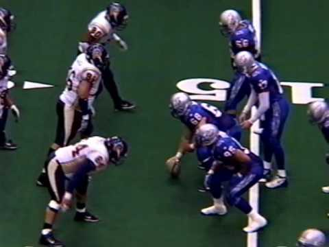 arenafootball2 - Rio Grand Valley Dorados at Tulsa Talons - 7/17/2004