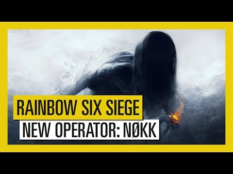 Rainbow Six Siege reveals Phantom Sight operators N0kk and Warden