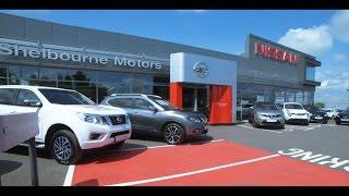 Newly Renovated Nissan Showroom   Shelbourne Motors Nissan Portadown