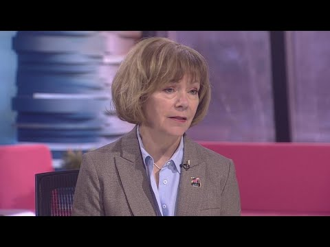Sen. Tina Smith Talks Trump, Priorities & Special Election