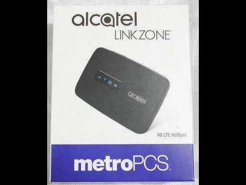 How to Unlock MetroPCS Alcatel LinkZone MW41MP 4G LTE Mobile Hotspot ? [  Easy Method ]