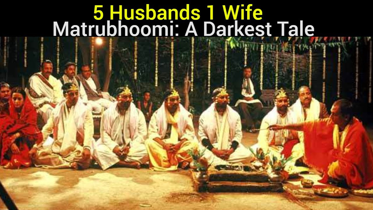 Download Matrubhoomi: A Nation Without Women (2003)   Disturbing Tale   Review in Urdu/Hindi