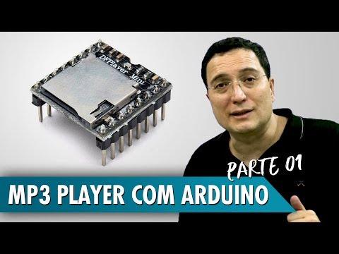 MP3 Player com Arduino - Parte 1