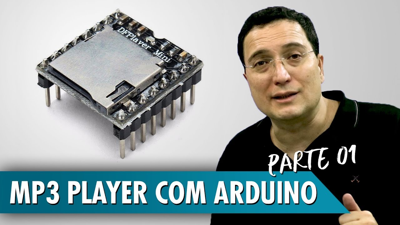 MP3 Player With Arduino: 6 Steps