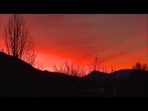 Twilight in Polar Nights