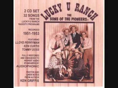 Sons Of The Pioneers - Radio/TV Show - Part Two - (1951 - 1953).