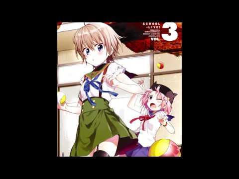 Gakkou Gurashi OST Vol.2 - 02 - Rouka wa Hashiranai