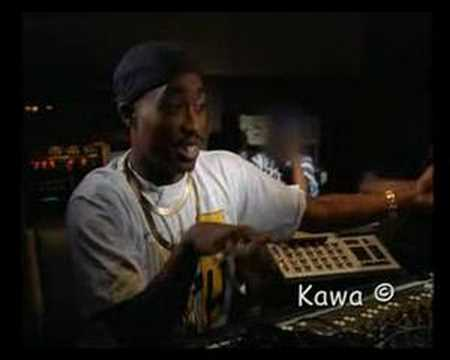 Tupac Christmas Interview