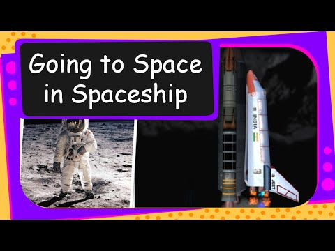 Science - How rocket goes into space - English - YouTube