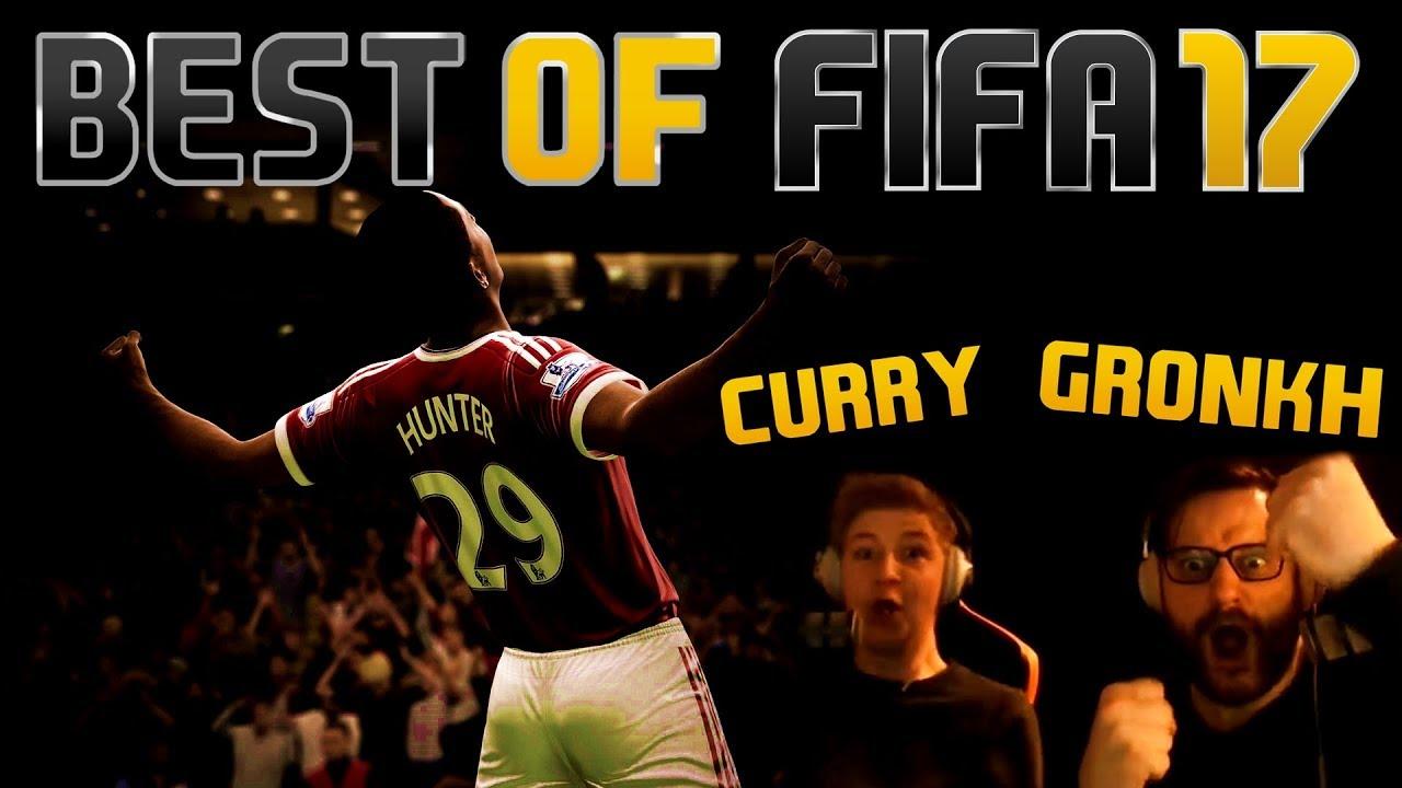 Gronkh - BEST OF: FIFA 17 (MIT HERR CURRYWURST)