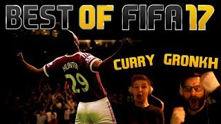 Gronkh - BEST OF: FIFA 17 (MIT HERR CURRYWURST)