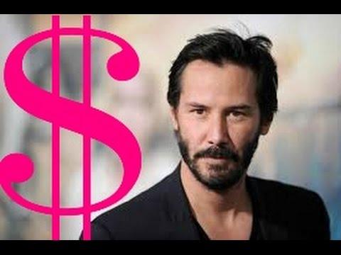 Keanu Reeves Net Worth...