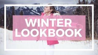 Winter Lookbook | 4 Warm & Stylish Looks