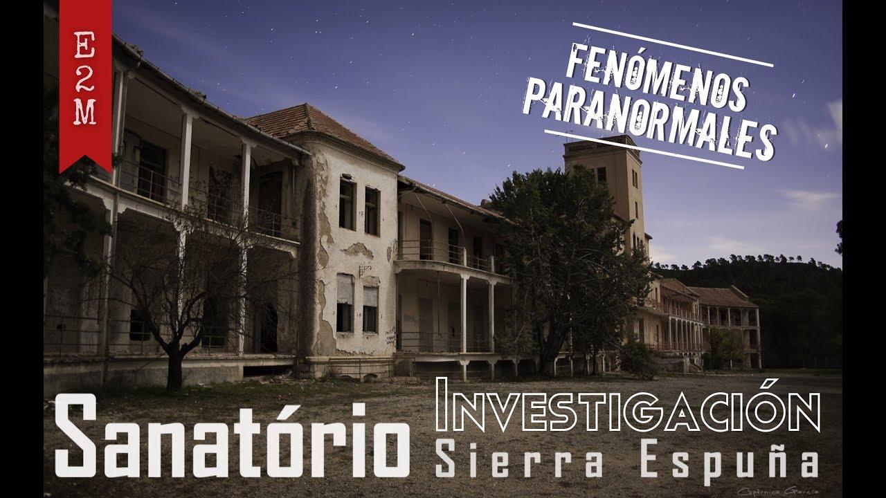 Sanatorio de Sierra Espuña - Entre dos Mundos - Investigación ...