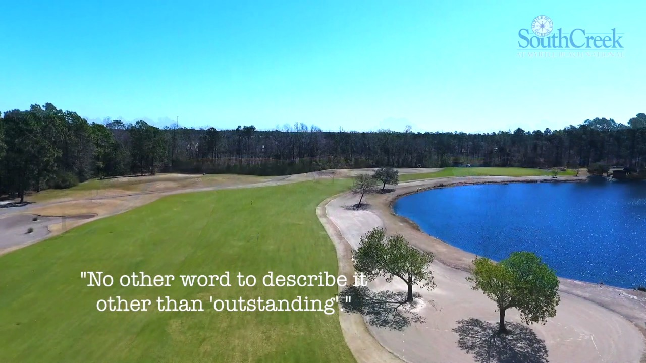 Southcreek At Myrtle Beach National 10 Hole Spotlight From Golf Holiday