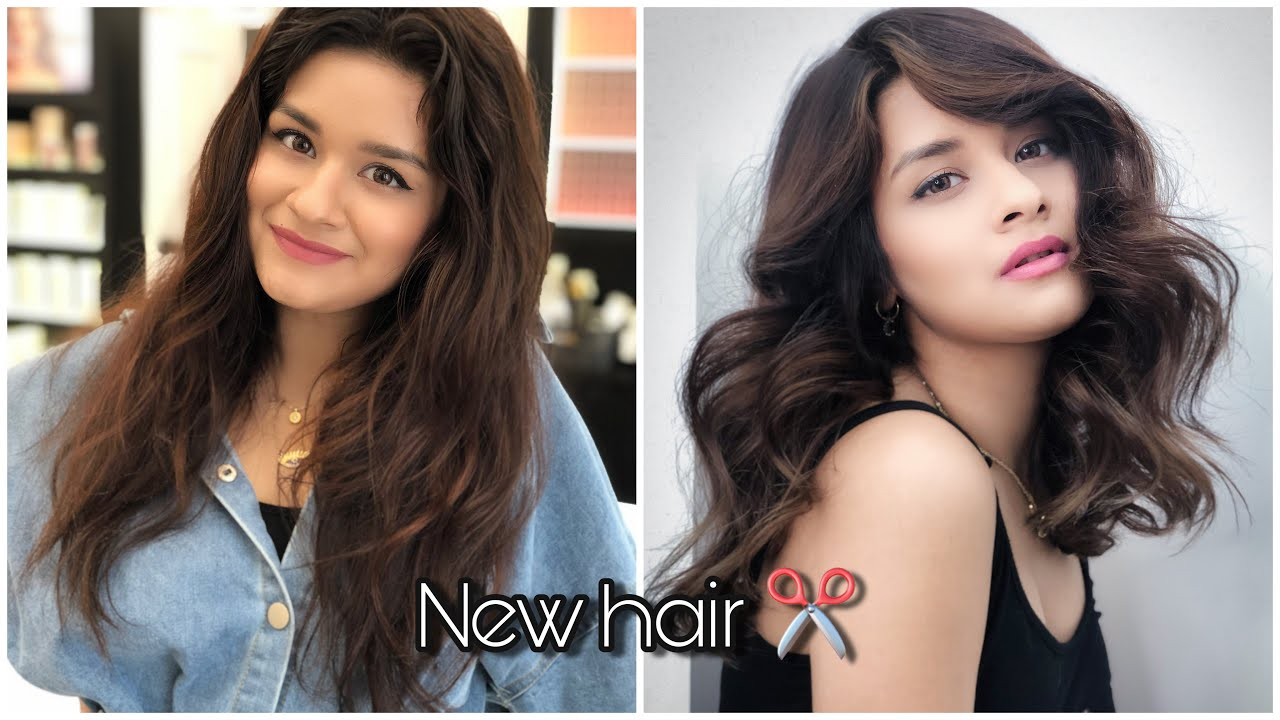 CHOPPED MY HAIR!!!!! | NEW HAIR| NEW LOOK| AVNEETIANS| HAIR TRANSFORMATION| 2020