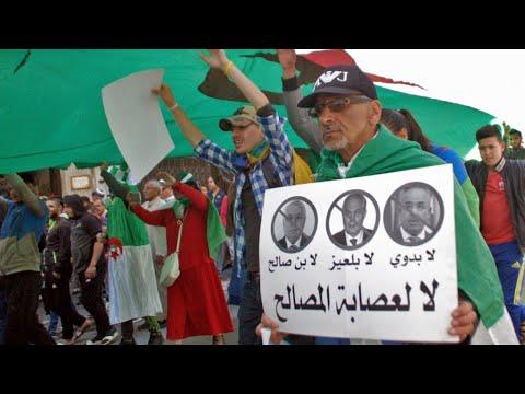 الجزائر: ثلاث شخصيات تقترح مبادرة من أجل حل توافقي  - نشر قبل 17 دقيقة