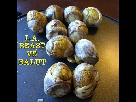 THE BALUT CHALLENGE (Featuring L.A. BEAST) Part 2