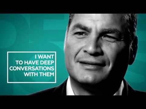 A Conversation with Correa (PROMO)