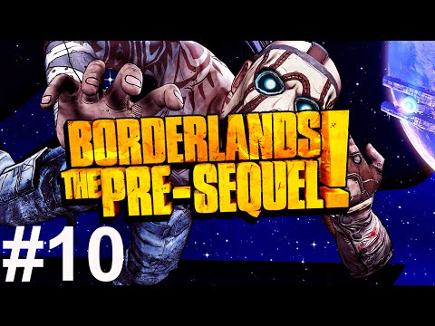 BORDERLANDS THE PRE-SEQUEL! #10 Fair Dinkum!