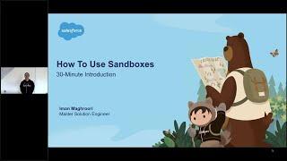 Sandboxes and Data Masks