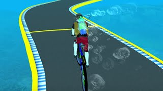 Underwater Cycling · Game · Gameplay
