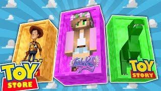 Download Minecraft TOYSTORE : WOODY AND BUZZ LIGHTYEAR MOVE IN! w/LittleKellyandCarly (CustomRoleplay) Mp3 and Videos
