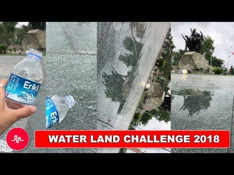 Water Land Challenge  Jun 2018 - Best Challenge Ever / Musically Compilation