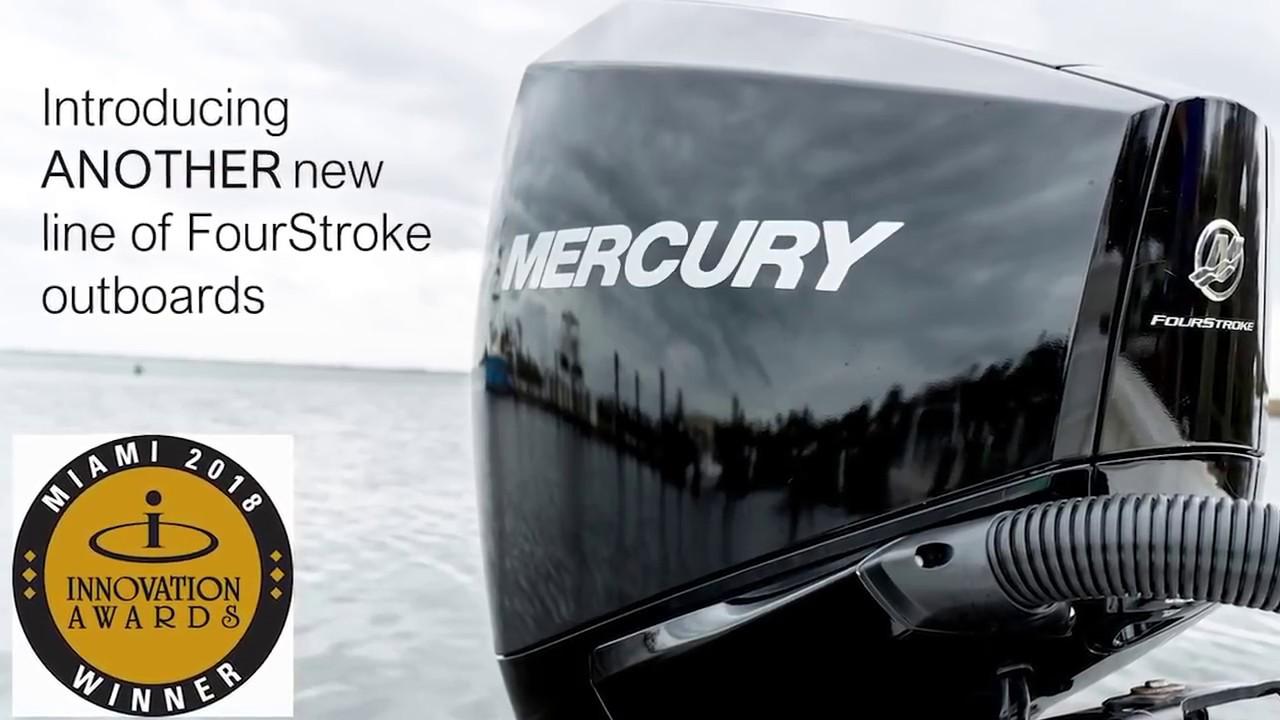 Mercury Marine lanza los nuevos V8 4 6L FourStroke