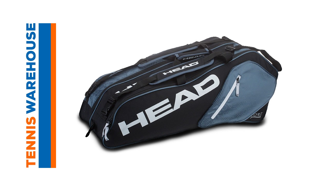 1ccea46c7a75 Head Core Series 6R Combi Tennis Bag