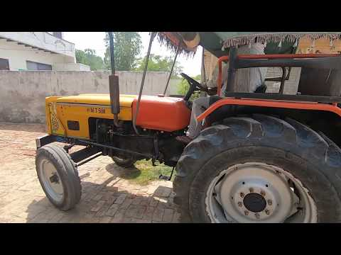 HMT 5911 Tractor Model 1979 First Look