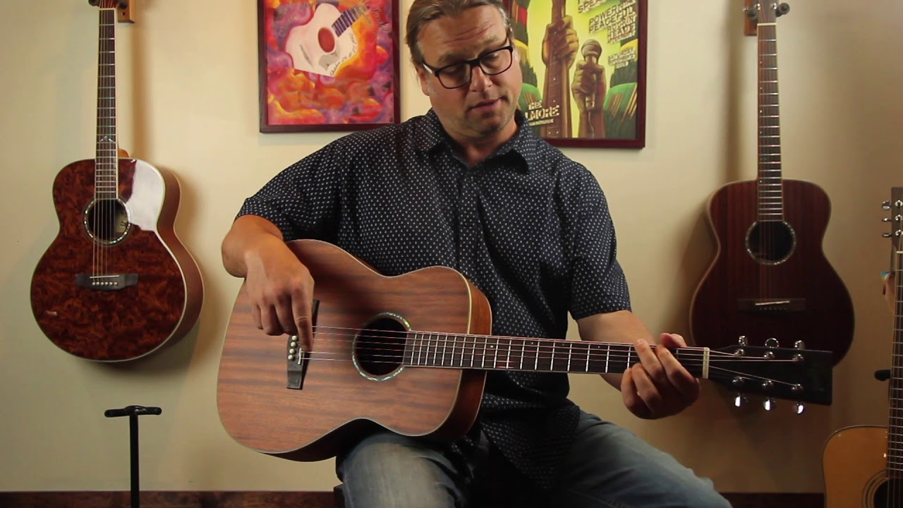 A Review of the Revival RG-26M Acoustic Guitar 1