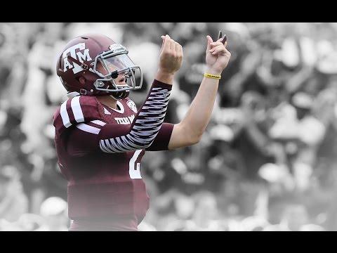 "Johnny Manziel || ""Deadz"" ᴴᴰ || Texas A&M Career Highlights"