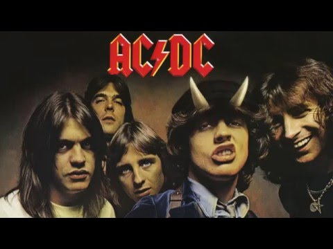 AC/DC - Highway To Hell Instrumental