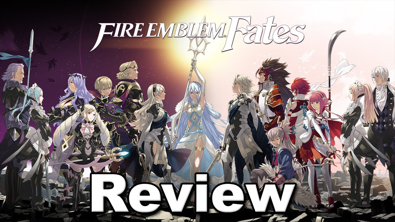 Fire Emblem Fates Review Birthright Conquest And Revelations