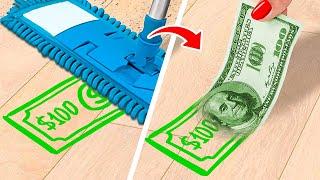 Expectations vs Reality/ 14 Funny Ways to Make Money