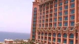 Dubai Atlantis Hotel The Palm auf der Pallme von aussen  www.VIP-Reisen.de