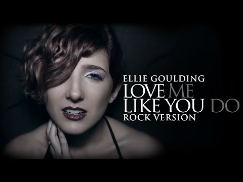 Ellie Goulding - Love Me Like You Do - Halocene rock cover