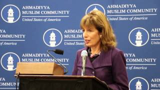 U.S. Congresswoman Jackie Speier - Press Conference