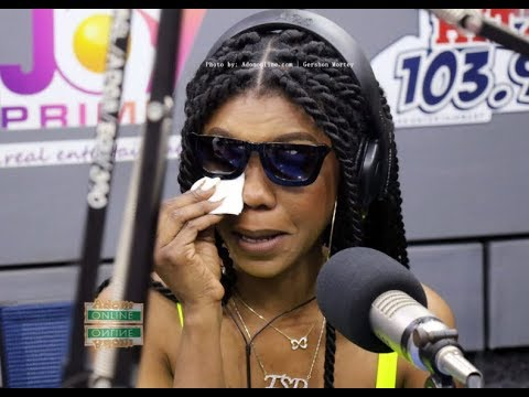 Singer Becca cries, finally apologises to mom in Hitz FM studio